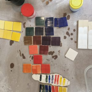 Κεραμική: Εισαγωγή στα υαλωμάτα // Introduction to glazes
